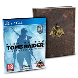 Rise of the Tomb Raider: 20-jähriges Jubiläum (PS4) inkl. Artbook Edition für 24,48€ (Shop4DE)