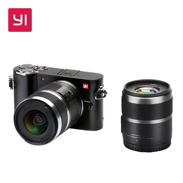 YI M1 MFT Sytemkamera mit Versand aus DE