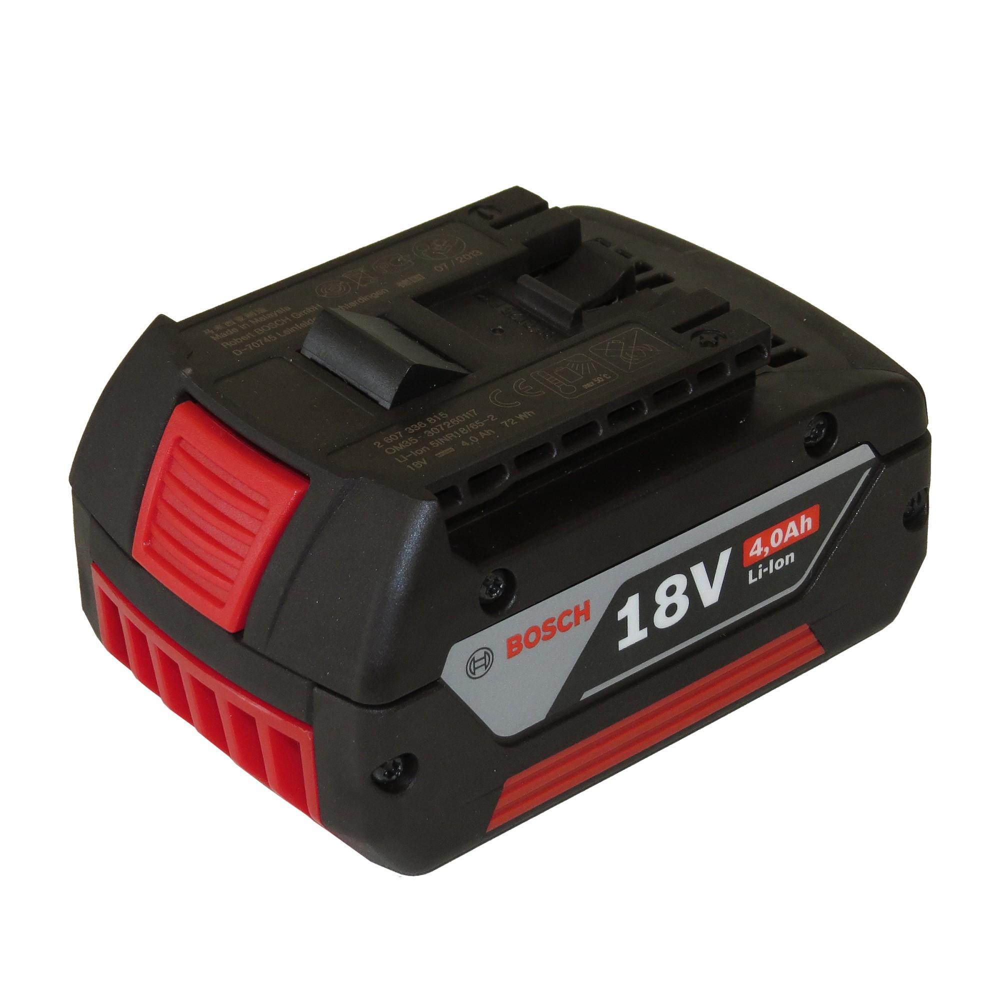 Bosch Akku GBA 18V Li (4,0 AH) Bestpreis durch Hornbach TPG