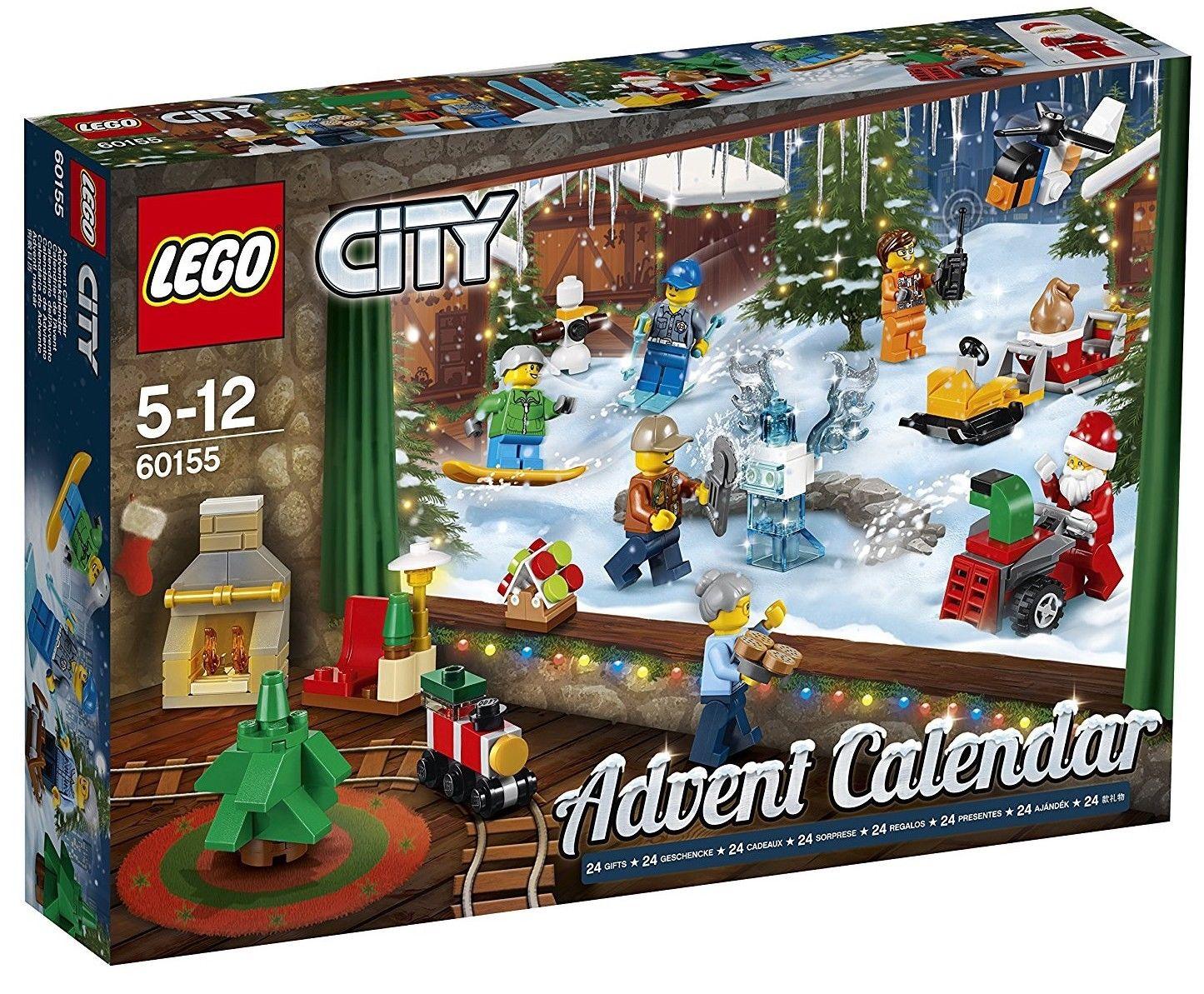 LEGO 60155 City Adventskalender nur 12,74 € inkl Versand