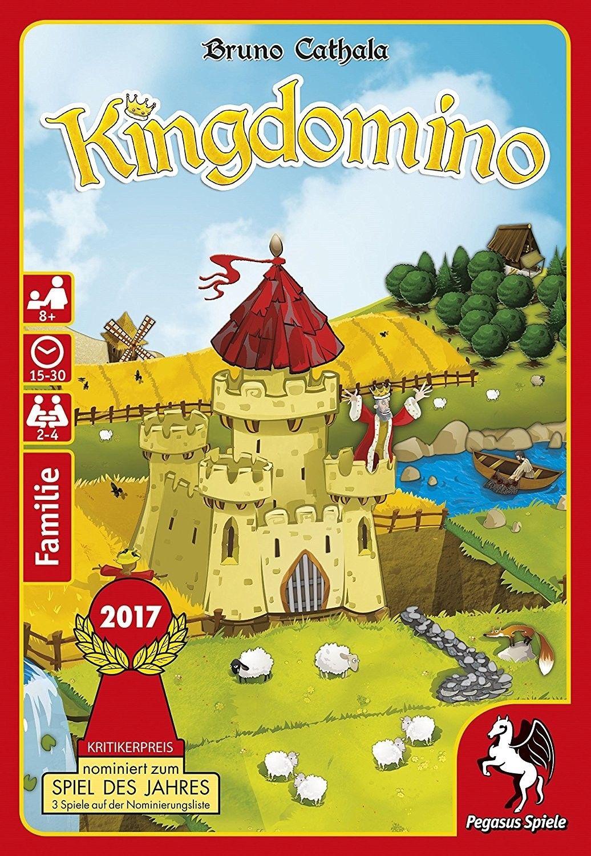 Kingdomino / Spiel des Jahres 2017 nur 15,29 € inkl Versand