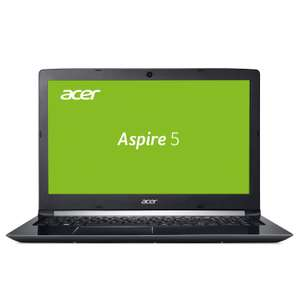 "Acer Aspire 5 A515-51G-51RL - 15,6"" IPS-FullHD Notebook mit Core i5-7200U, 8GB Ram, HDD+SSD, GeForce MX150"
