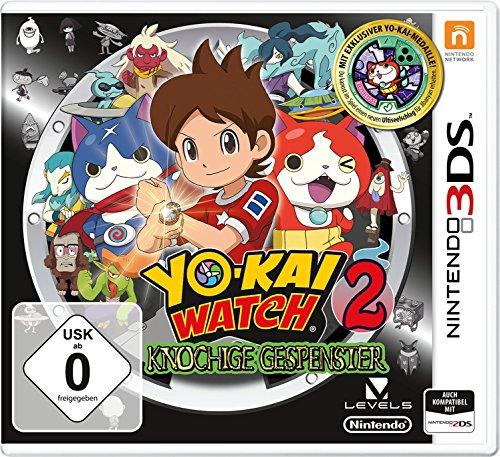 Yo-Kai Watch 2 Knochige Gespenster NEU für 16,65€ auf Amazon