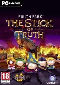 South Park: The Stick of Truth uncut (uPlay) für 3,53€ (CDKeys)