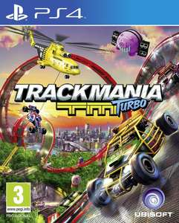 Trackmania Turbo (PS4) für 15,95€ (Coolshop)