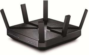 TP-Link WLAN-Router Archer C3200, 3200 MBit/s AC Triband [Amazon UK]