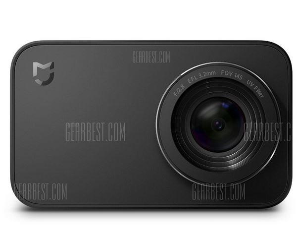 Xiaomi Mijia Action Cam mit 4k (30 fps) - Gearbest