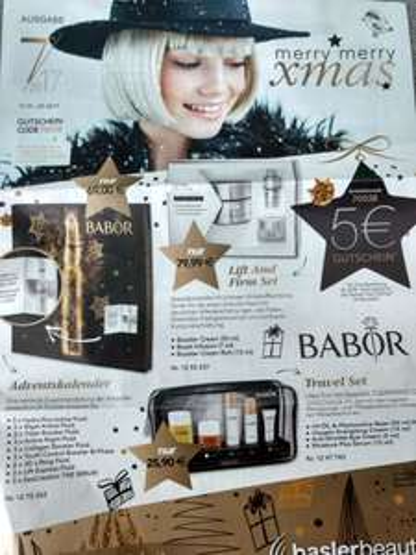 Basler Beauty: 5 Euro Rabatt ab 20 MBW