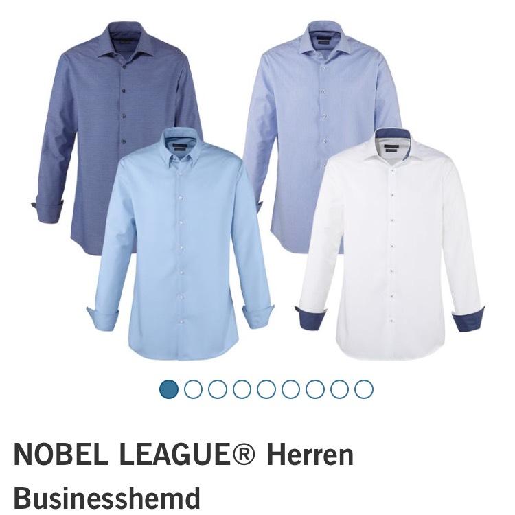 Hemden bei Lidl für 9,99€ pro Stück (regular, slim fit und super slimfit)