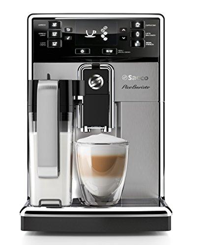 Kaffeevollautomat Saeco HD8927/01 PicoBaristo, edelstahl