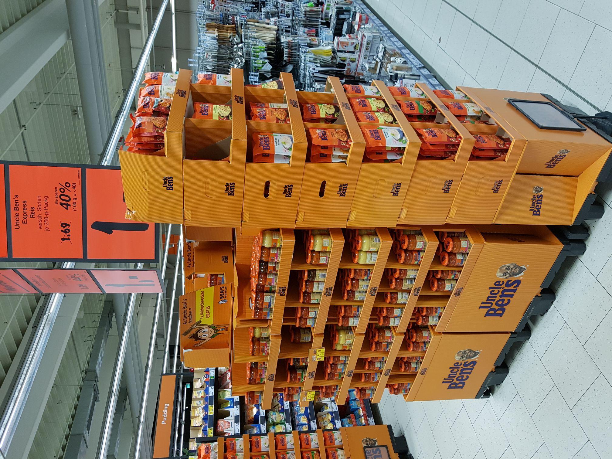 uncle bens reis und saucen lokal (berlin, vlt DE weit) kaufland 1€