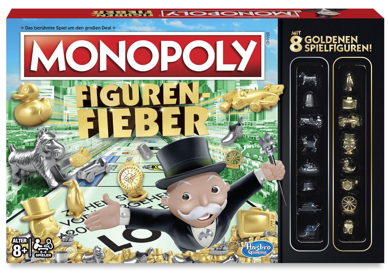 """[ROFU / MIFUS.DE] Monopoly Edition """"Figuren Fieber"""" für nur 9,99€"""