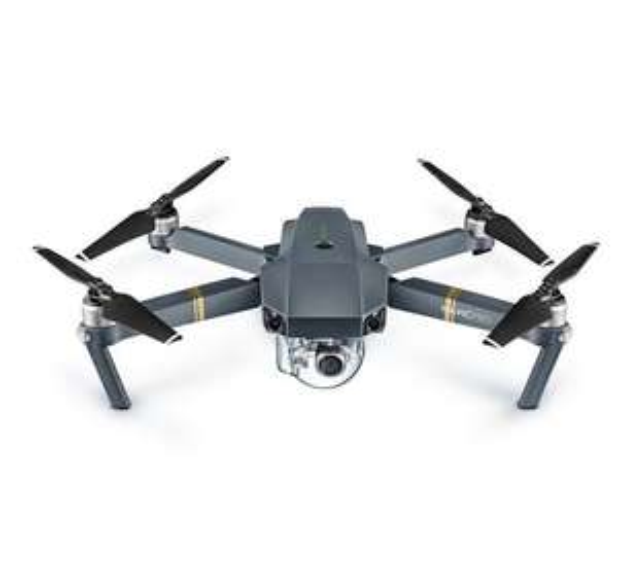 DJI Mavic Pro 4K Drohne (Quadrocopter) – RTF inkl. 1 Akku - Gearbest