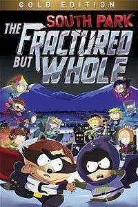 South Park: The Fractured but Whole Gold Edition (uPlay) für 37,57€ (CDKeys)