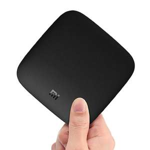[Official International Version] XIAOMI 4K Mi Box Android TV 6.0 Set-Top Box