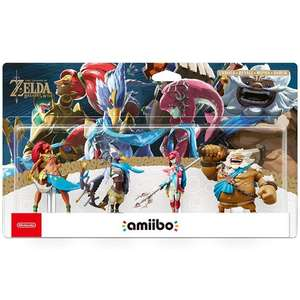 Amiibo - The Legend of Zelda Breath of Wild: Recken Set (Vorbestellung) @ Konsolenkost.de