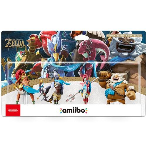 Amiibo - The Legend of Zelda Breath of Wild: Recken Set (Vorbestellung) @ Konsolenkost.de