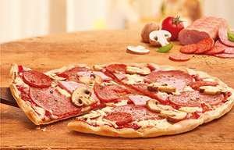 [Lokal Weiden] Real -  Wagner Steinofen Salami, Speciale & Flammkuchen Pizza