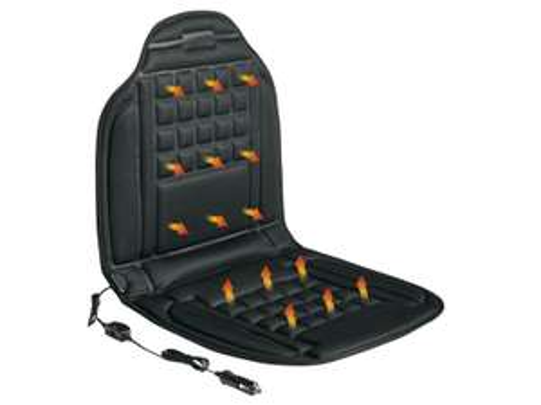 Warmer bobbes im Auto und Bett dank LIDL - Autositzauflage & Wärmeunterbett ab Donnerstag den 16.