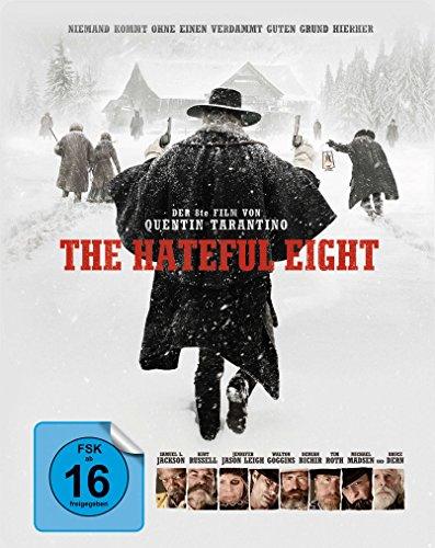 The Hateful Eight Steelbook Limited Edition (Blu-ray) für 8,97€ (Amazon Prime)