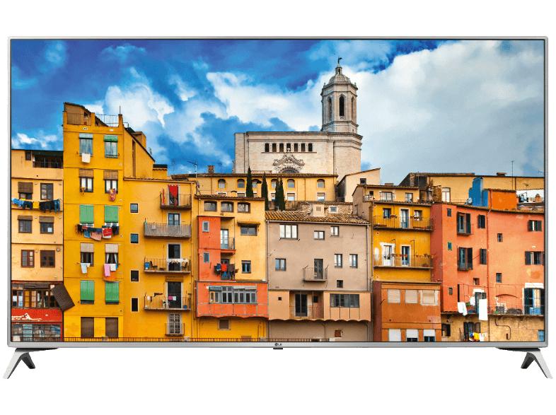 [Mediamarkt Singlesday] LG 60UJ6519 151 cm (60 Zoll) Fernseher (Ultra HD, Triple Tuner, Smart TV, Active HDR) für 799,-€