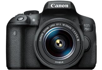 Canon EOS 750D Kit DFIN III @Mediamarkt