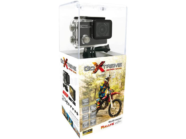 GOXTREME GoXtreme Rallye WiFi Action Cam Full HD , WLAN für nur 20€ bei Media Markt !