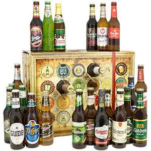 [Amazon] Bier Adventskalender für die Adventszeit 49,95