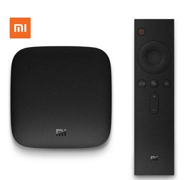Original Xiaomi Mi 4K TV-Box | Internationale Version | 4K, 60fps, HDR10, 2GB RAM, 8GB Speicher, ac WLAN, Android 6 | UPDATE: 41,53 Euro für Shoop Neukunden!