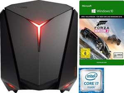 [Otto oder Neckermann] Lenovo ideacentre Y710 Cube-15ISH Gaming-PC, Core i7-6700, 16384 MB DDR4, 2256 GB Speicher, GTX 1060 (6GB)