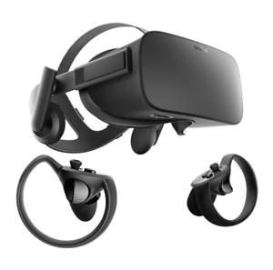 [Ebay] Oculus Rift VR Brille + Touch Motion Controller