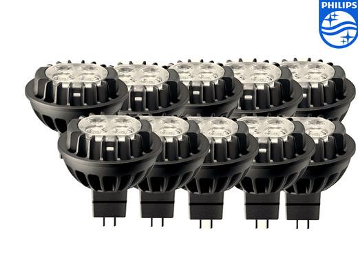 [ibood] 10x Philips Master LED-Spots – 3.000 K für 25,90€