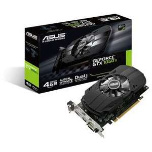 Asus GeForce GTX 1050 Ti 4GB [Mindstar]