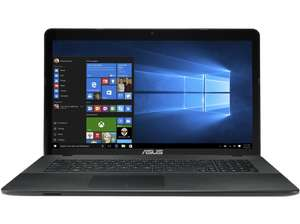 ASUS F751NA-TY015T Notebook 17.3 Zoll [Media Markt Online]