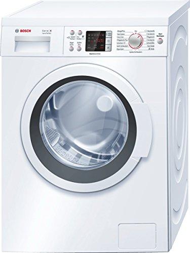 [Amazon oder Mediamarkt] Bosch WAQ28422 Serie 6 Waschmaschine FL / A+++ / 139 kWh/Jahr / 1400 UpM / 7 kg / Weiß / 9240 L/Jahr / 3D-AquaSpar-System