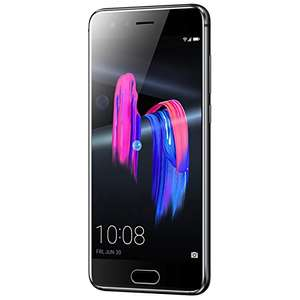 "Honor 9 , Display IPS 5.15"" FHD (1920 x 1080), Kirin 960 Octa-Core, 64 GB, 4 GB RAM, 3200 mAh, DualSIM, schwarz - @Amazon IT WHD"