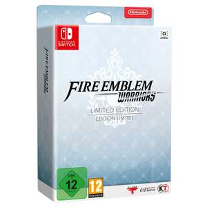 Fire Emblem Warriors Limited Edition (Switch) für 46,75€ (Saturn/eBay)