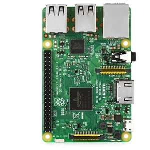 Raspberry Pi 3B englische Version [Gearbest]