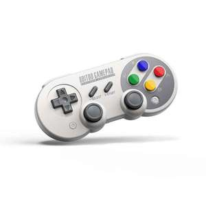 [4U2Play] 8Bitdo SFC30 PRO Bluetooth Controller (Nintendo Switch kompatibel)