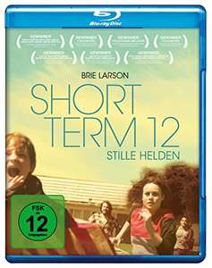"""Short Term 12 - Stille Helden"" (Blu-ray) mit Oscar-Preisträgerin Brie Larson (Amazon Prime)"