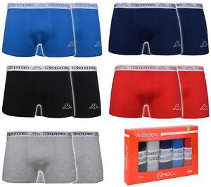 10er Pack Kappa Tomo Boxershorts Buxen mit schöner Verpackung @outlet46 eBay