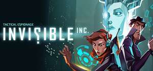 [STEAM] Invisible, Inc. on Weekendsale