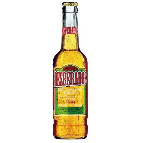 [FR Grenzgänger E.Leclerc] DESPERADOS Tequila-Flavoured Beer 36x0,33l