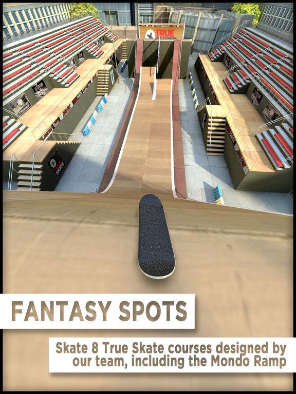 "[ios] True Skate / 'offizielles' Street League Skateboarding""-Spiel / gratis-Aktion statt 2,49"