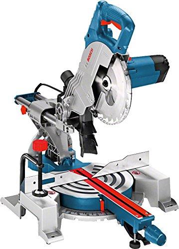 Bosch Professional Paneelsäge (Sägeblattdurchmesser: 216 mm, 1400 Watt) GCM 800 SJ für 199,99€ [Amazon]