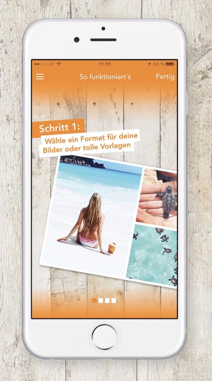 Fotopostkarte kostenlos versenden über Postando-App [iOS] [Android]