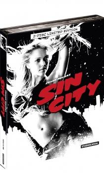 Sin City Limited Mediabook Edition Kinofassung + Recut (2x Blu-ray) für 10,93€ (Alphamovies)