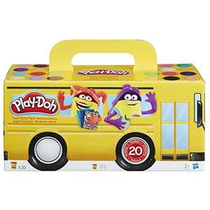 [Amazon Prime] Playdoh 20er Pack