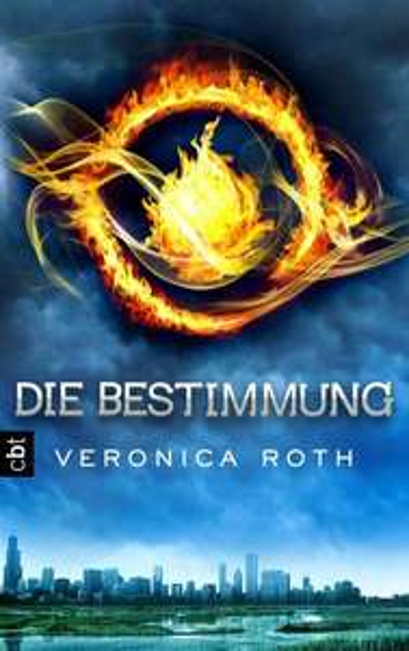 """[Thalia] """"Die Bestimmung""""-Trilogie von Veronica Roth (gebundene Ausgabe) für 5,94 € pro Band"""