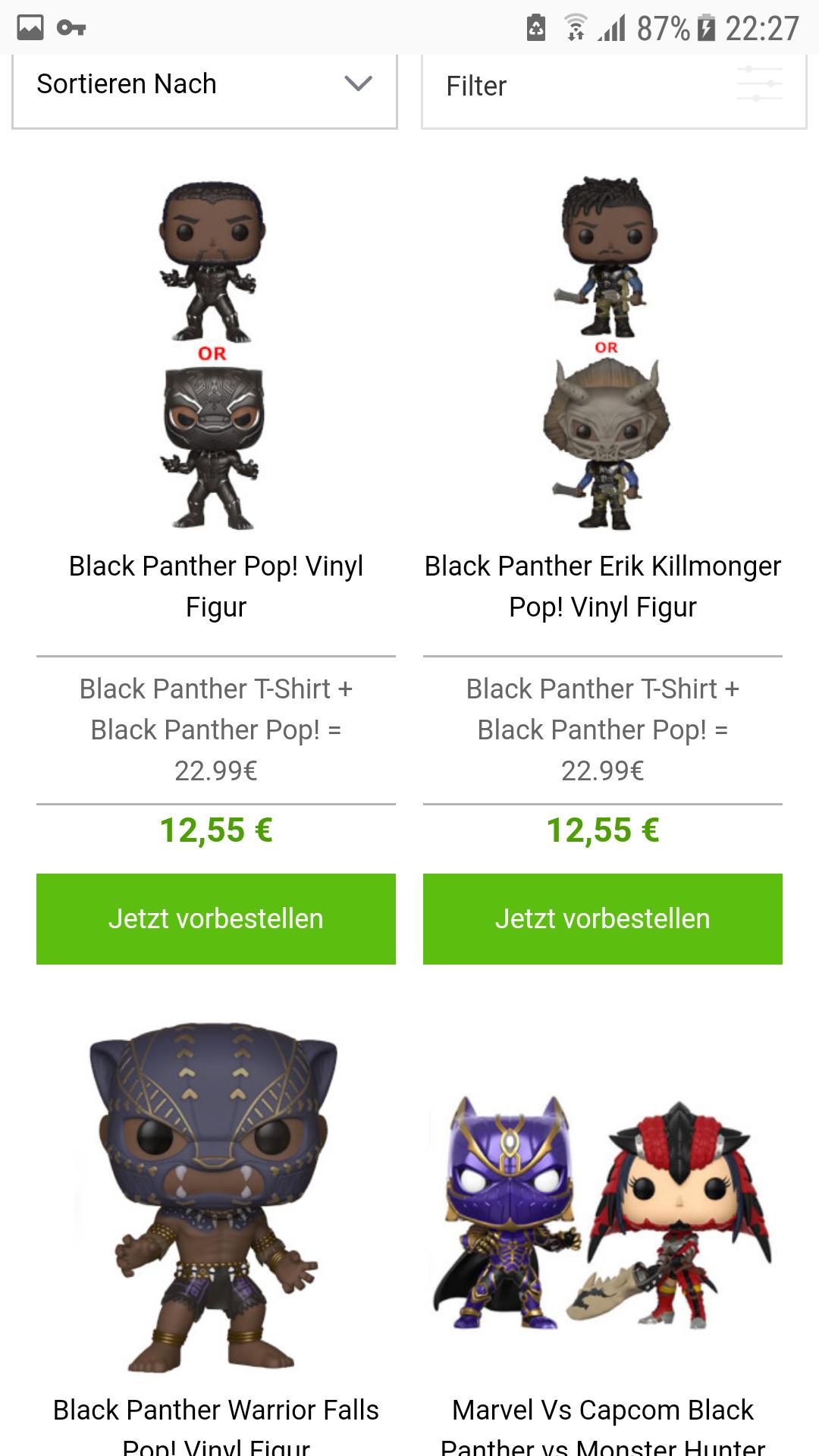3 funko pop figuren für 35€ egal welche